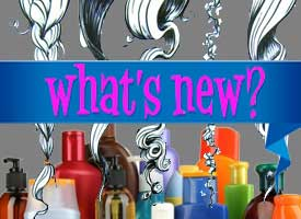 What's New in Hair Care