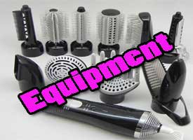 Hair Styling Equipment